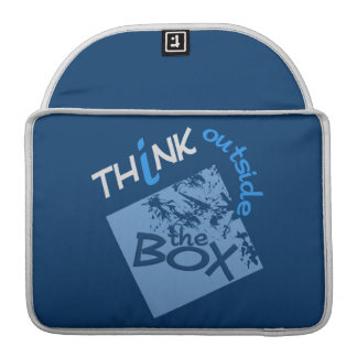 OUTSIDE THE BOX MacBook sleeve