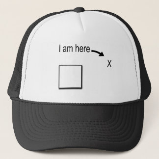 Outside the Box Trucker Hat