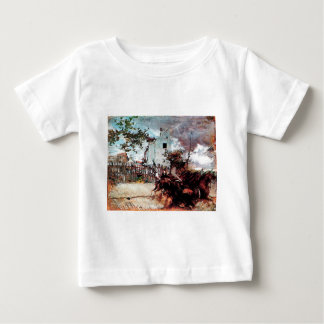 Outskirts of Paris by Giovanni Boldini T-shirt