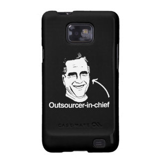 OUTSOURCER-IN-CHIEF.png Galaxy S2 Case
