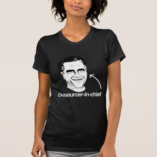OUTSOURCER-IN-CHIEF png Tee Shirts