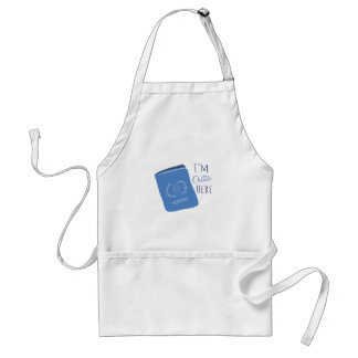 Outta Here Aprons