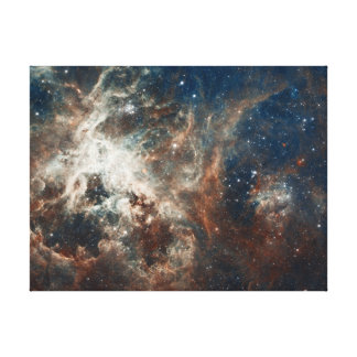 Outta Space Canvas Print
