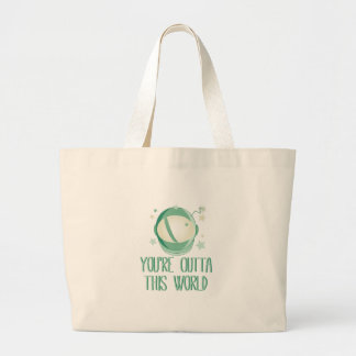 Outta This World Jumbo Tote Bag