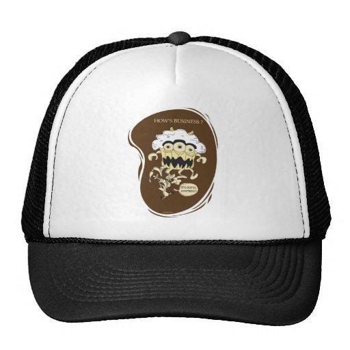 Outtacontrol Cupcake Monster Trucker Hats