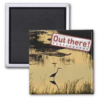 OUTTHERE magnet