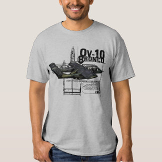 OV-10 Bronco T-shirts