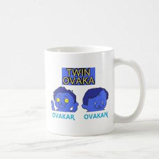 OVAKA LOOPY BASIC WHITE MUG