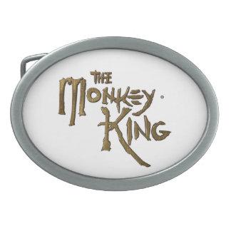 Oval Belt Buckle of The Monkey King