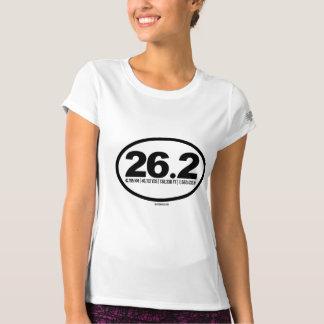 Oval Marathon Measurements -  .png T-Shirt