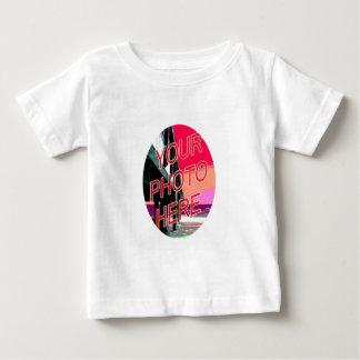 Oval Photo Frame T Shirt