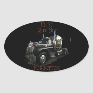 Oval Sticker - Customized