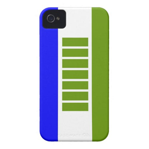 Ovambo people ethnic flag iPhone 4 cover