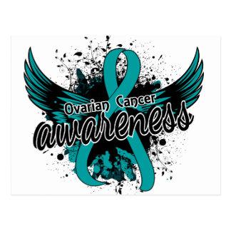 Ovarian Cancer Awareness 16 Postcard