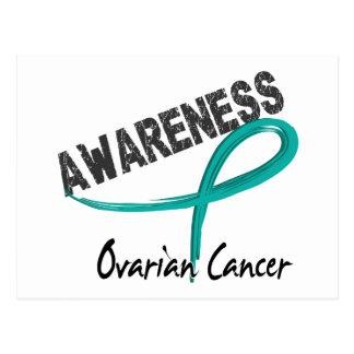 Ovarian Cancer Awareness 3 Postcard