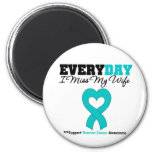 Ovarian Cancer Every Day I Miss My Wife