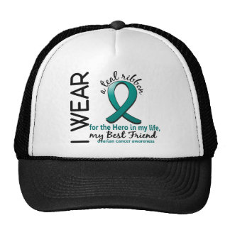 Ovarian Cancer Hero In My Life Best Friend 4 Cap