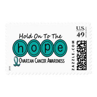 Ovarian Cancer HOPE 6 Stamps