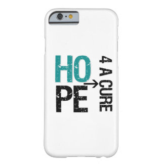 Ovarian Cancer Hope For a Cure Barely There iPhone 6 Case