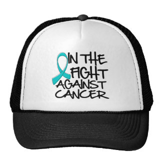 Ovarian Cancer - In The Fight Cap