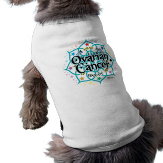Ovarian Cancer Lotus Shirt