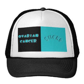 OVARIAN CANCER SUCKS HAT