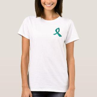 Ovarian Cancer Support Tee Shirt