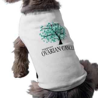 Ovarian Cancer Tree Shirt
