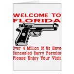 Over 4 Million Of Us Have Concealed Carry Permits Greeting Card