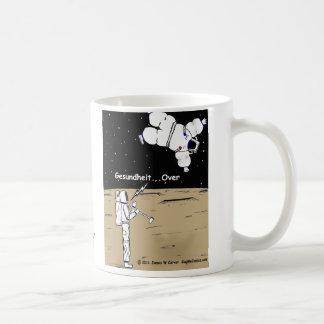 """""""Over"""" Basic White Mug"""