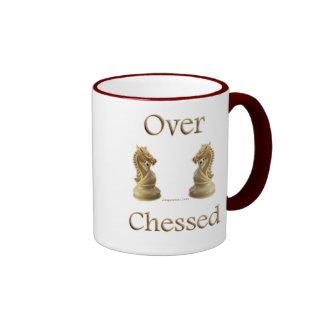 Over Chessed Rooks Coffee Mugs