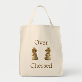 Over Chessed Rooks Tote Bag