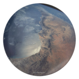 Over Gulf of Aden and Somalia Plate