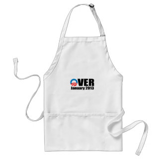 OVER JANUARY 2013 APRONS
