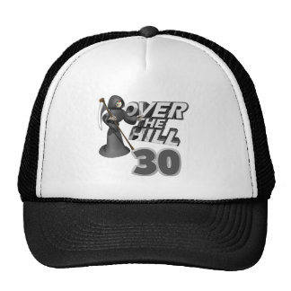 Over The Hill Birthday Gift Hats