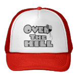 Over The Hill Birthday Gifts and Apparel Cap