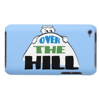 Over the Hill iPod Case-Mate Case