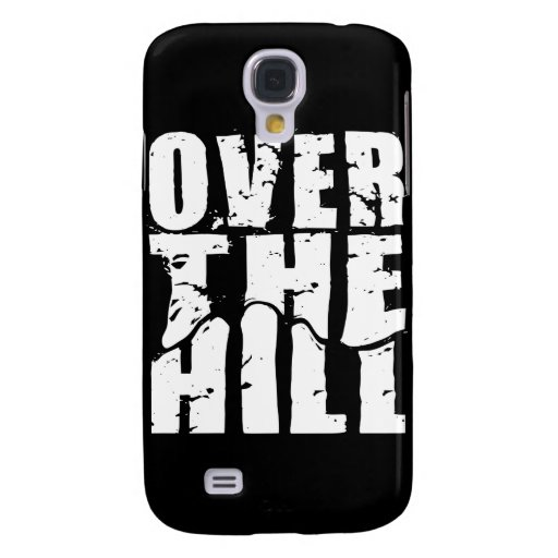 OVER THE HILL GALAXY S4 CASES