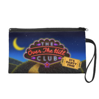 Over The Hill Club Just Right Party Purse