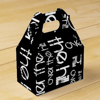 Over the Hill Favour Box