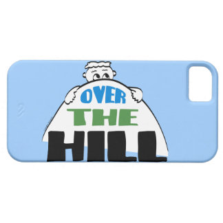 Over the Hill iPhone 5 Case