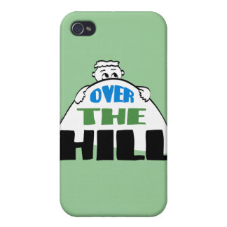 Over the Hill iphone Case Case For iPhone 4
