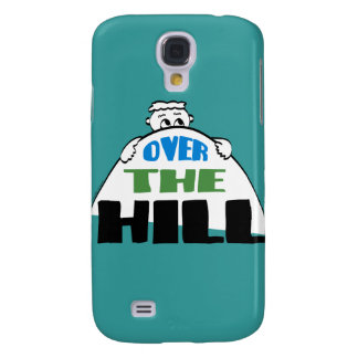 Over the Hill iphone Case Samsung Galaxy S4 Case