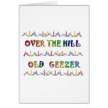 Over the Hill Old Geezer