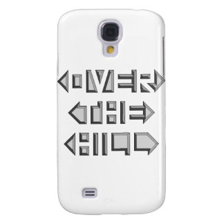 OVER THE HILL SAMSUNG GALAXY S4 COVER