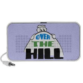 Over the Hill Shark Tank Speaker