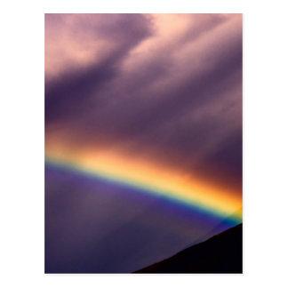 Over The Rainbow Postcard