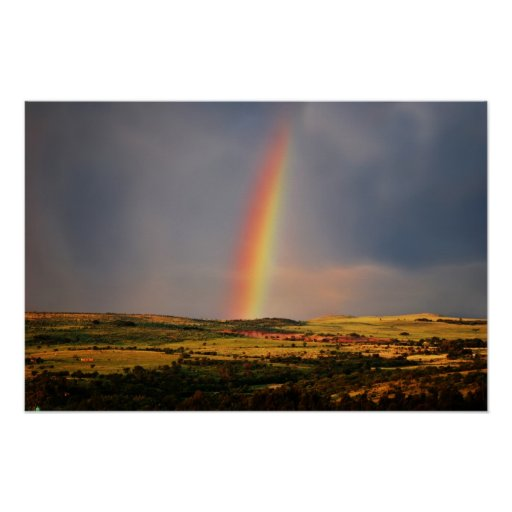 Over The Rainbow Poster