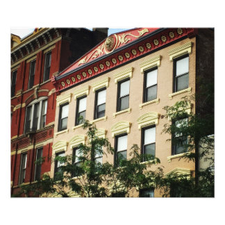 Over-the-Rhine Buildings Print Photographic Print