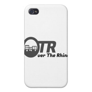 Over The Rhine Gear iPhone 4 Covers